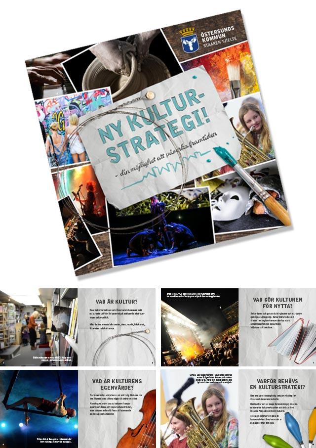 Pixibok för ny kulturstrategi, Östersunds kommun