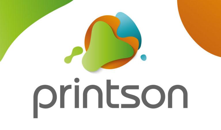 Grafisk profil för Printson